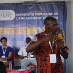 Thinking Africa à l'UPEC 2018 à Dakar