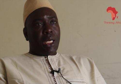 Rapport Alternatif sur l'Afrique (RASA)   Dr. Cheikh Guèye