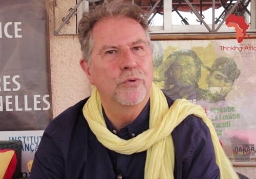 Le Congo, l'Afrique et la production de films – Thierry Michel