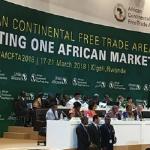 La zone de libre échange continentale : Réflexions sur les droits de l'homme en Afrique