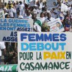 Le processus de paix en Casamance
