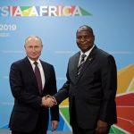 L'influence russe en Afrique centrale: Le cas de la République Centrafricaine